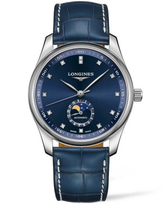 The Longines Master Collection - L2.909.4.97.0