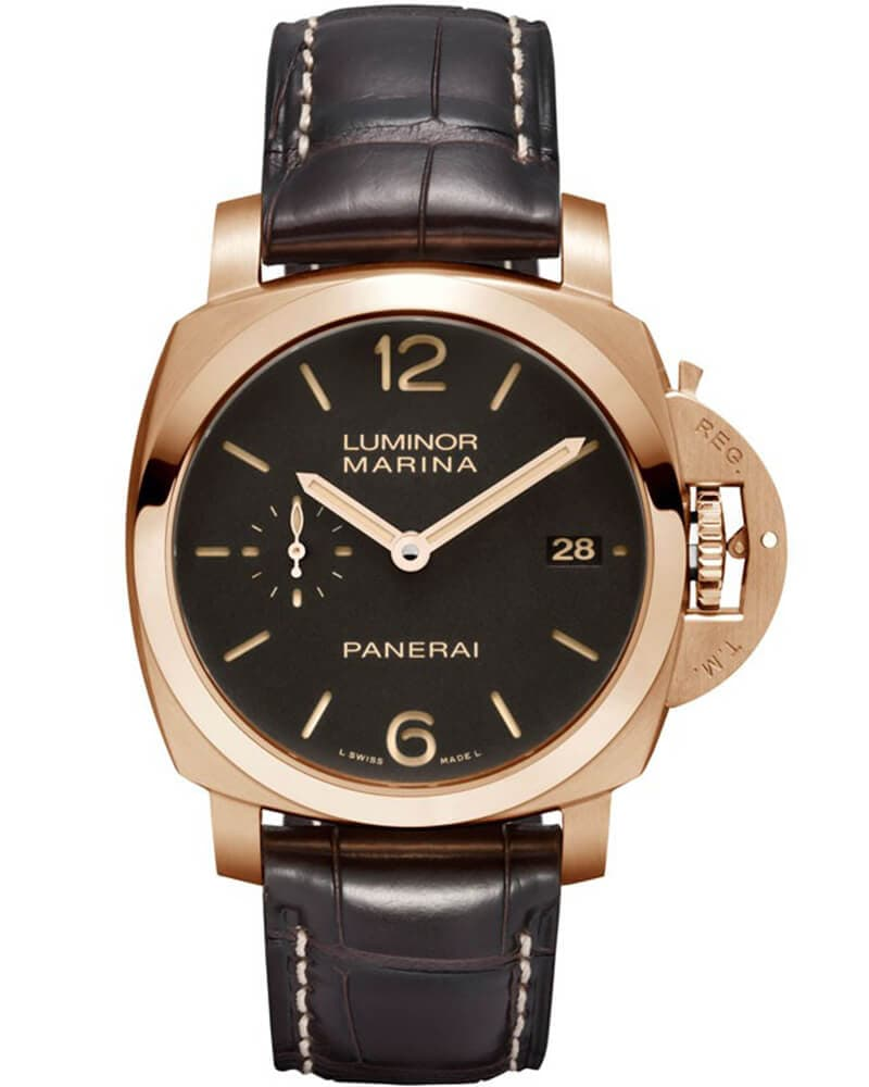 Часы Panerai PAM00393 Luminor 1950 3 days Automatic OR 42mm