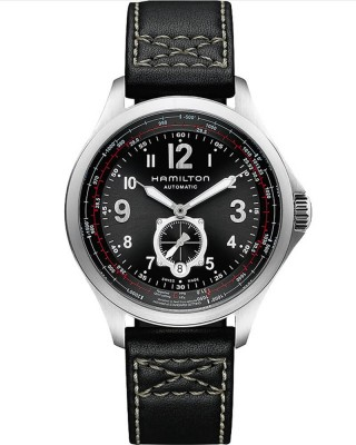 Hamilton Khaki Aviation QNE
