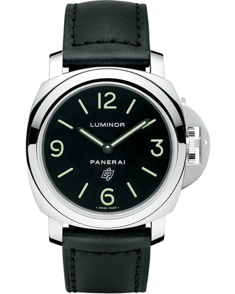 Часы Panerai PAM01000 Luminor Base Logo 44мм