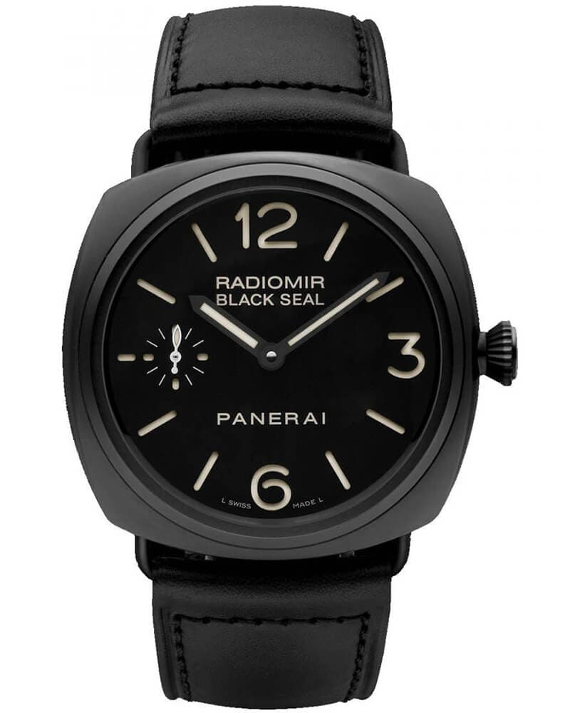 Часы Panerai PAM00292 Radiomir Blackseal 45mm Ceramic