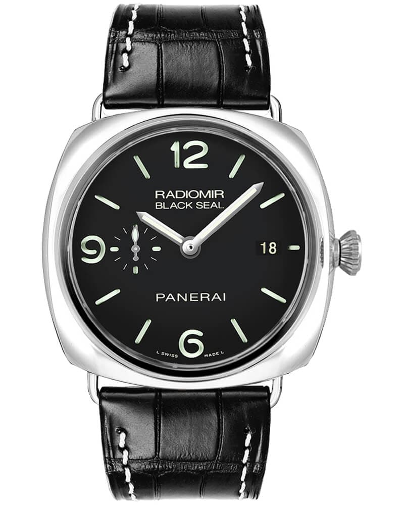 Часы Panerai PAM00388 Radiomir Black seal 3 days automat 45mm st