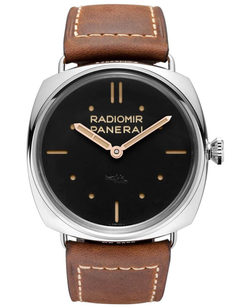 Часы Panerai PAM00425 Radiomir SLC 3 days 47mm steel