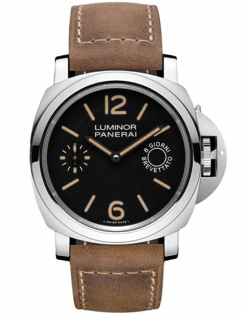 Часы Panerai PAM00590 Luminor Marina 8 days 44 mm P.5000