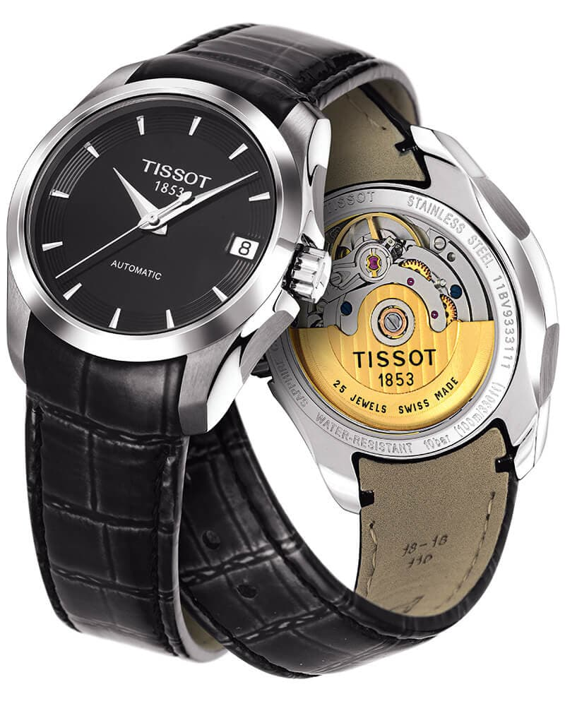 Tissot Couturier Automatic Lady T0352071605100
