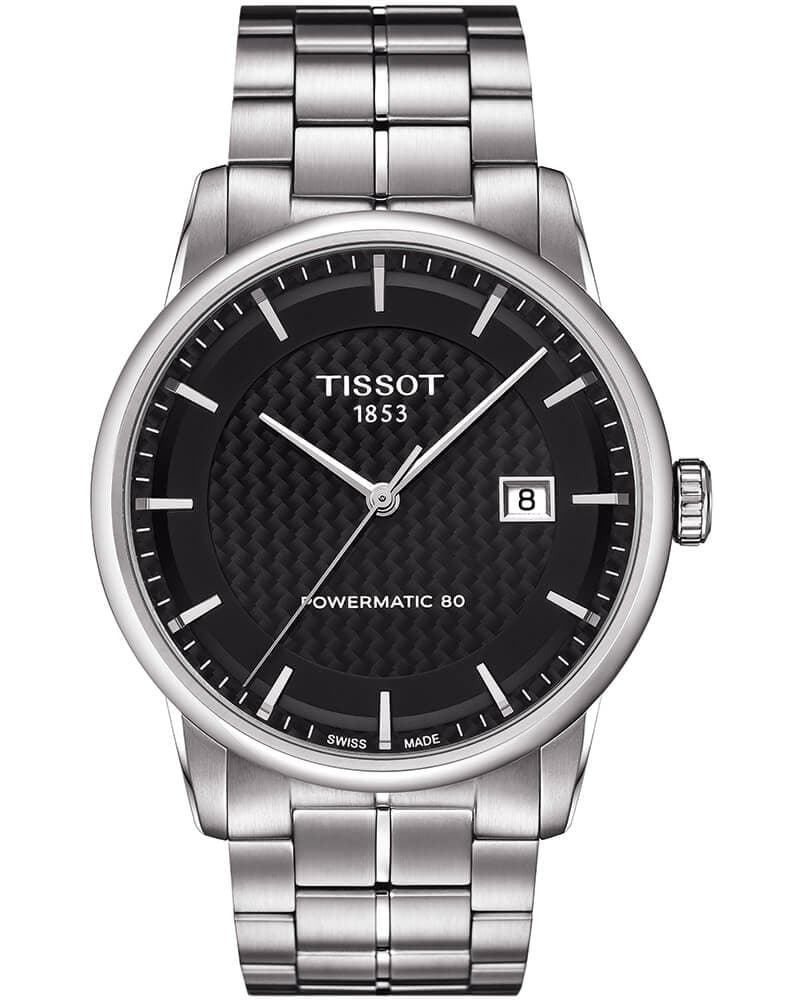 Tissot Luxury Powermatic 80 T0864071120102