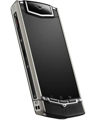 0021W05 Моб. телефон Vertu RM-828V Ti (Black Alligator)