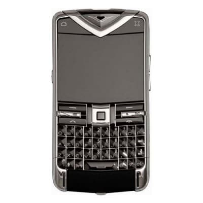 002R0X2 Моб. телефон Vertu RM-582V Constellation Quest (Polished SS wiht Brown Sapphire)