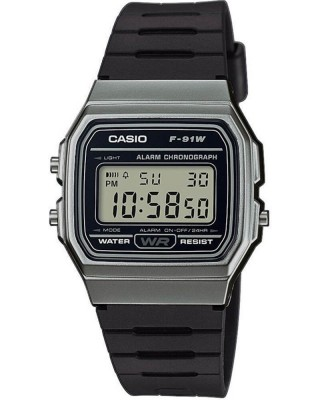 Casio F-91WM-1B (593)
