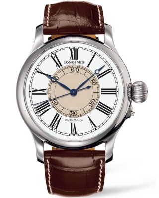 The Longines Weems Second-Setting Watch - L2.713.4.11.2