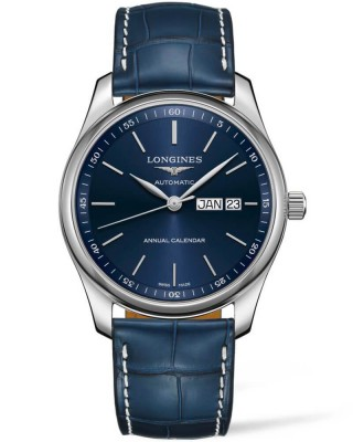 The Longines Master Collection - L2.910.4.92.0
