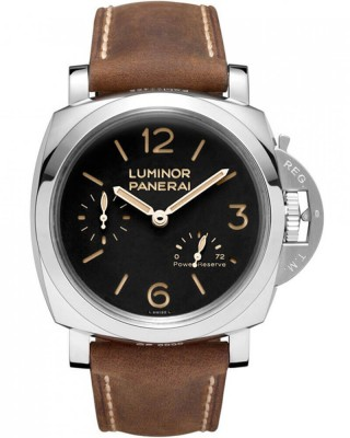 Часы Panerai PAM00423 Luminor 1950 3 days Rower Reserve 47 mm steel