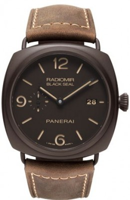 Часы Panerai PAM00505 Radiomir Composite Black seal 3 days Auto 45mm