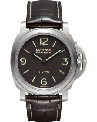 Часы Panerai PAM00562 Luminor Base 8 Days Titano 44 mm