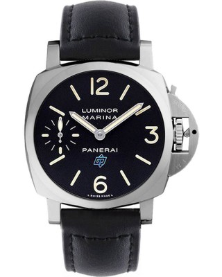 Часы Panerai PAM00631 Luminor Marina Logo Acciaio 44 mm