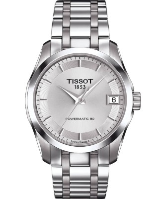 Tissot Couturier Powermatic 80 Lady T0352071103100