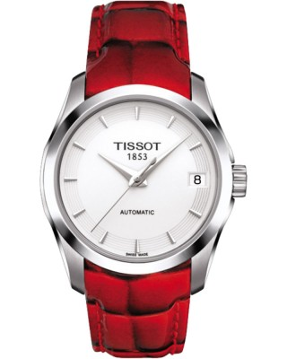 Tissot Couturier Automatic Lady T0352071601101