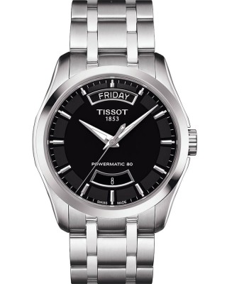Tissot Couturier Powermatic 80 T0354071105101