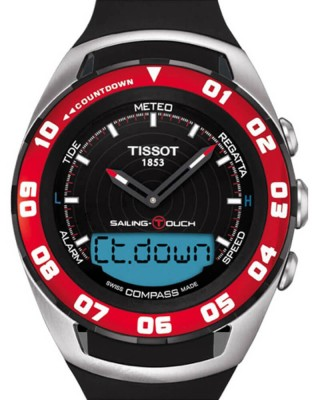 Tissot Sailing Touch T0564202705100