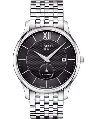 Tissot Tradition Automatic Small Second T0634281105800