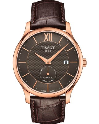 Tissot Tradition Automatic Small Second T0634283606800