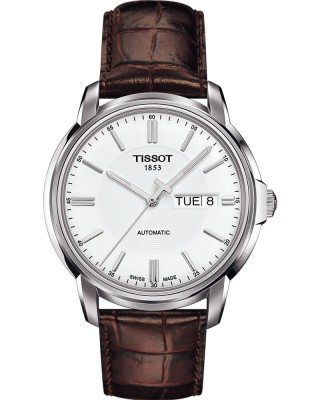 Tissot Automatic III Day Date T0654301603100