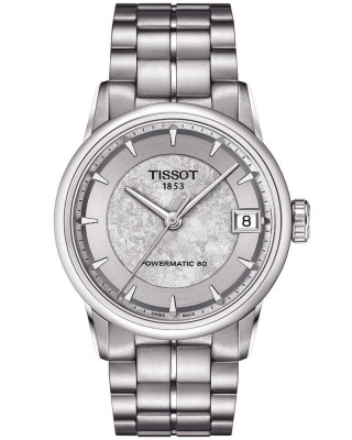 Tissot Luxury Powermatic 80 Jungfraubahn  Lady T0862071103110