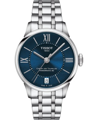 Tissot Chemin Des Tourelles Powermatic 80 Lady T0992071104800