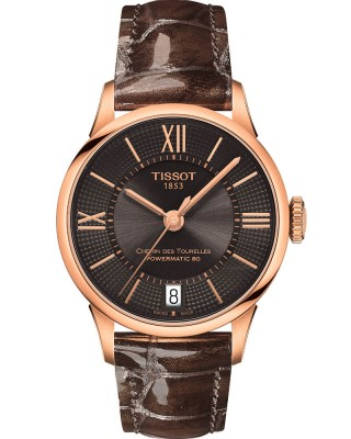 Tissot Chemin Des Tourelles Powermatic 80 Lady T0992073644800
