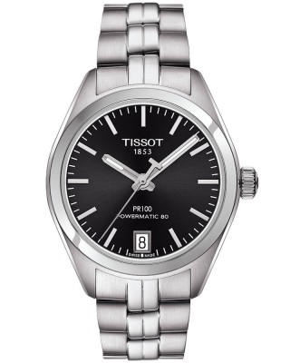 Tissot PR 100 Powermatic 80 Lady T1012071105100