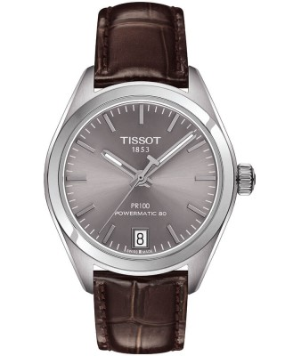 Tissot PR 100 Powermatic 80 Lady T1012071607100