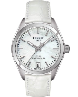 Tissot PR 100 Powermatic 80 Lady T1012071611100