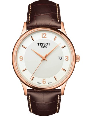 Tissot Rose Dream 18K Gold T9144107601700